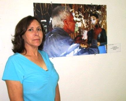 Foto 1, trinidad expo. Identidad Y.